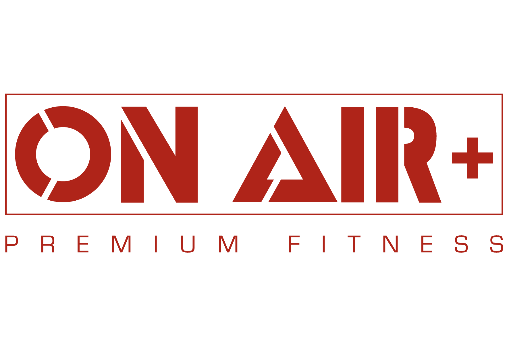 "Club de Fitness ""ON AIR +"" à Corbeil-Essonnes logo"